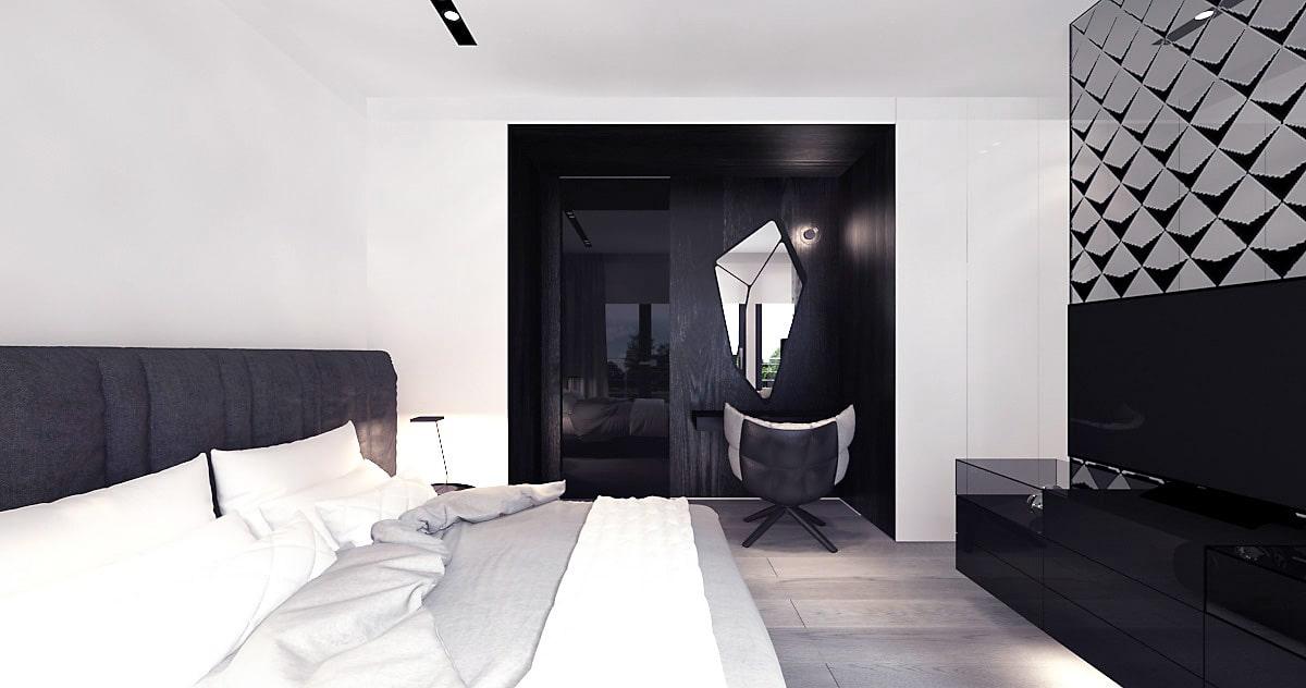 Projekt domu minimalistycznego