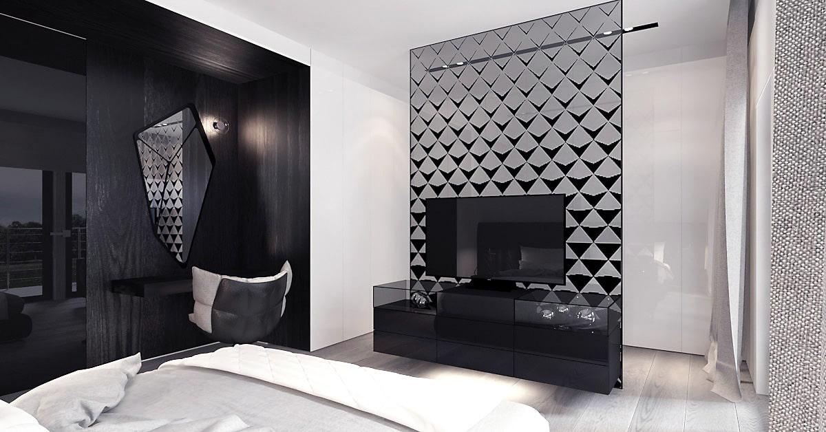 Projekt domu w stylu minimalistycznym